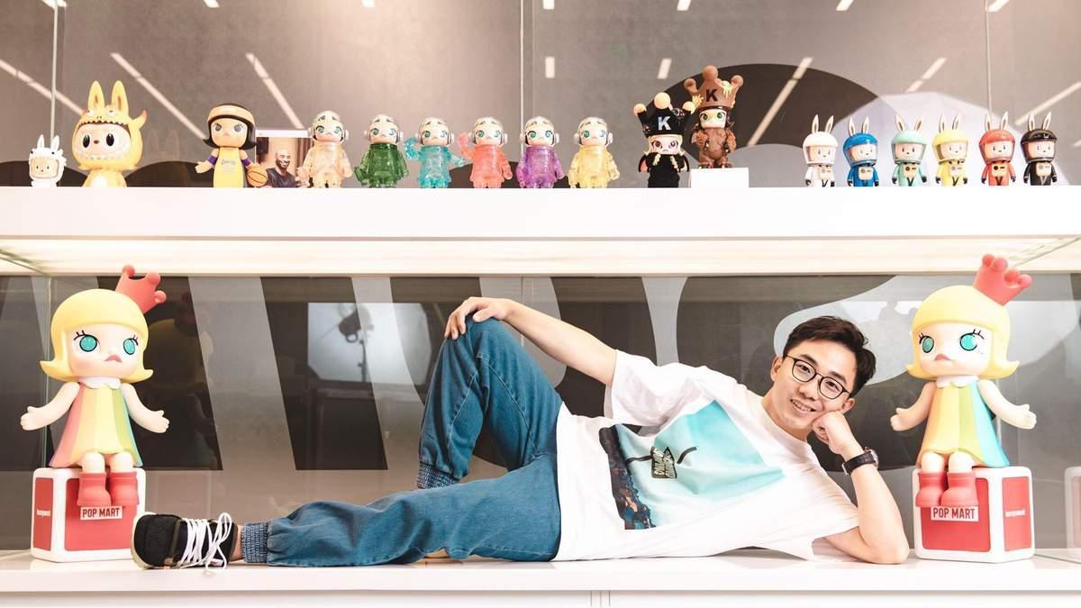 Невідомо, що в коробці: китаєць заробив мільярди на іграшках Pop Mart