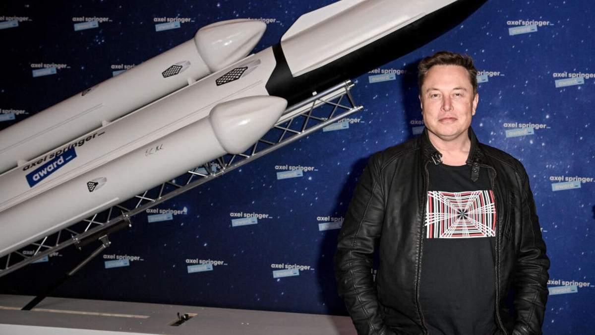 Компанія SpaceX Ілона Маска хоче подвоїти власну вартість
