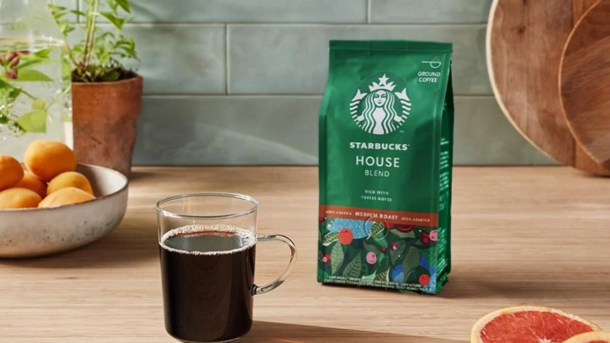 Starbucks уже в Украине, но без кофеен