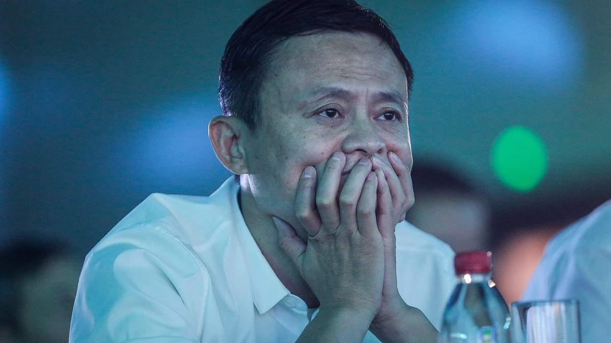 Джек Ма — засновник Alibaba