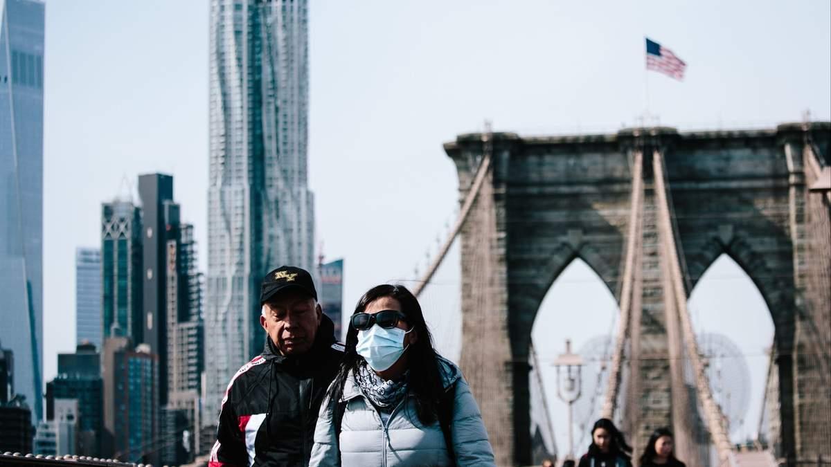 В Нью-Йорке из-за COVID-19 бизнес едва выживает