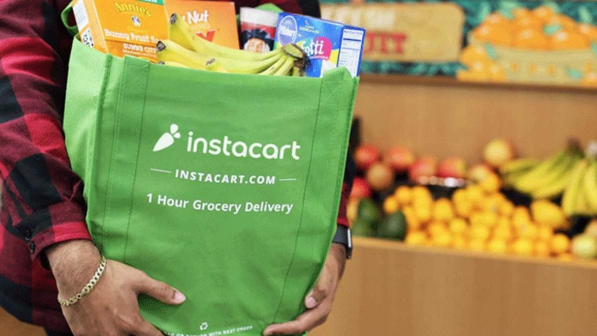 Продуктовый сервис Instacart стал вторым самым дорогим стартапом в США