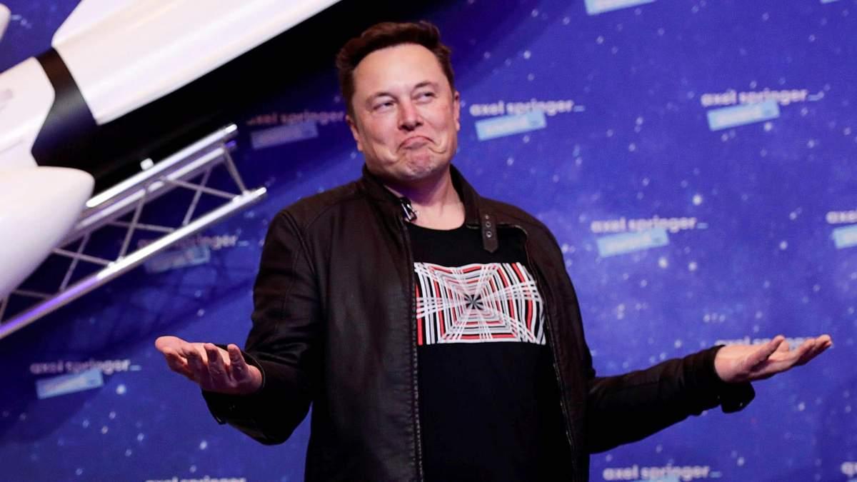 Ілон Маск розбагатів на 25 мільярдів доларів всього лиш за день