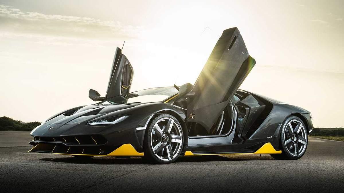 Компания Lamborghini поразила рекордной прибылью в 2020 году