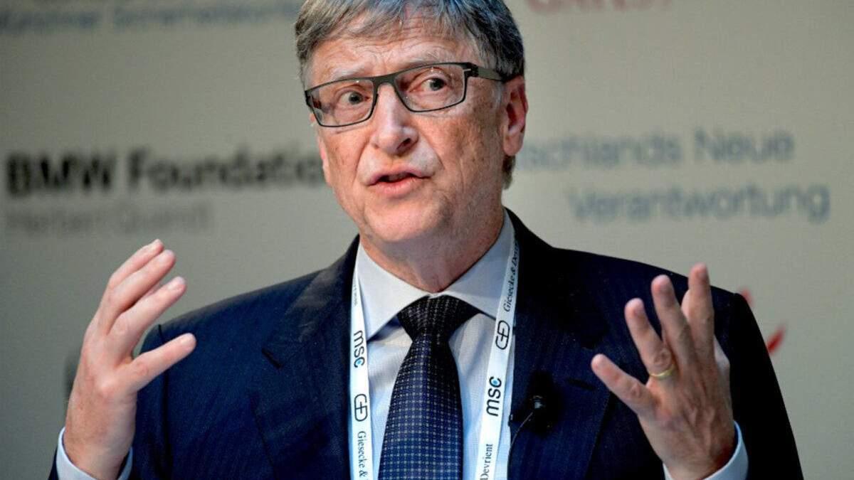 Откройтесь для идей, которые кажутся дикими, - Билл Гейтс