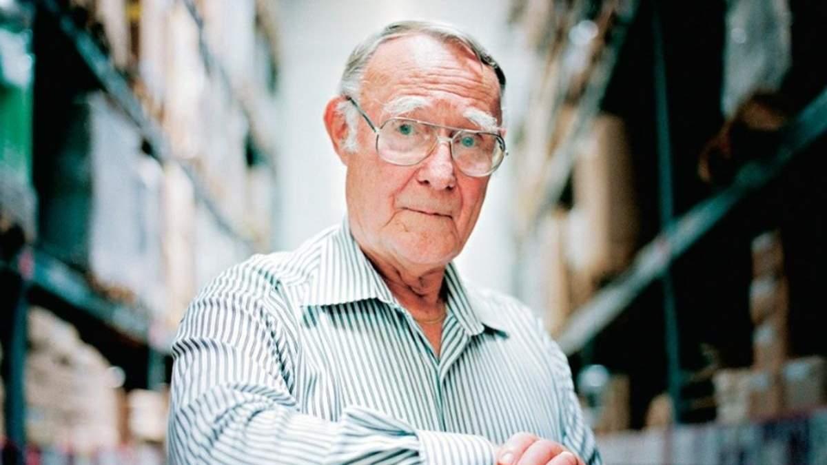 Інгвар Кампрад: біографія засновника IKEA в його день народження