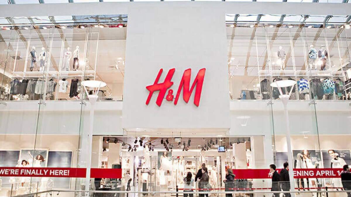 В Китае начали закрывать магазины H&M из-за заявления о хлопке