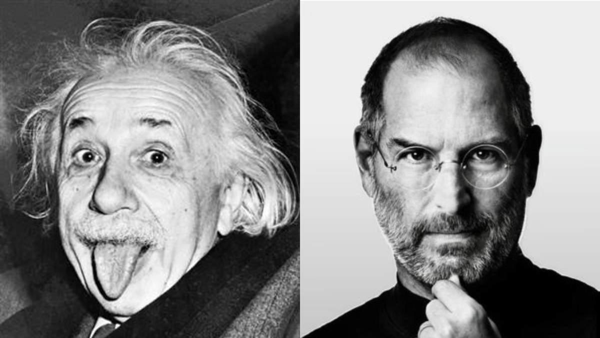 Як підвищити креативність: секрет Стіва Джобса та Ейнштейна