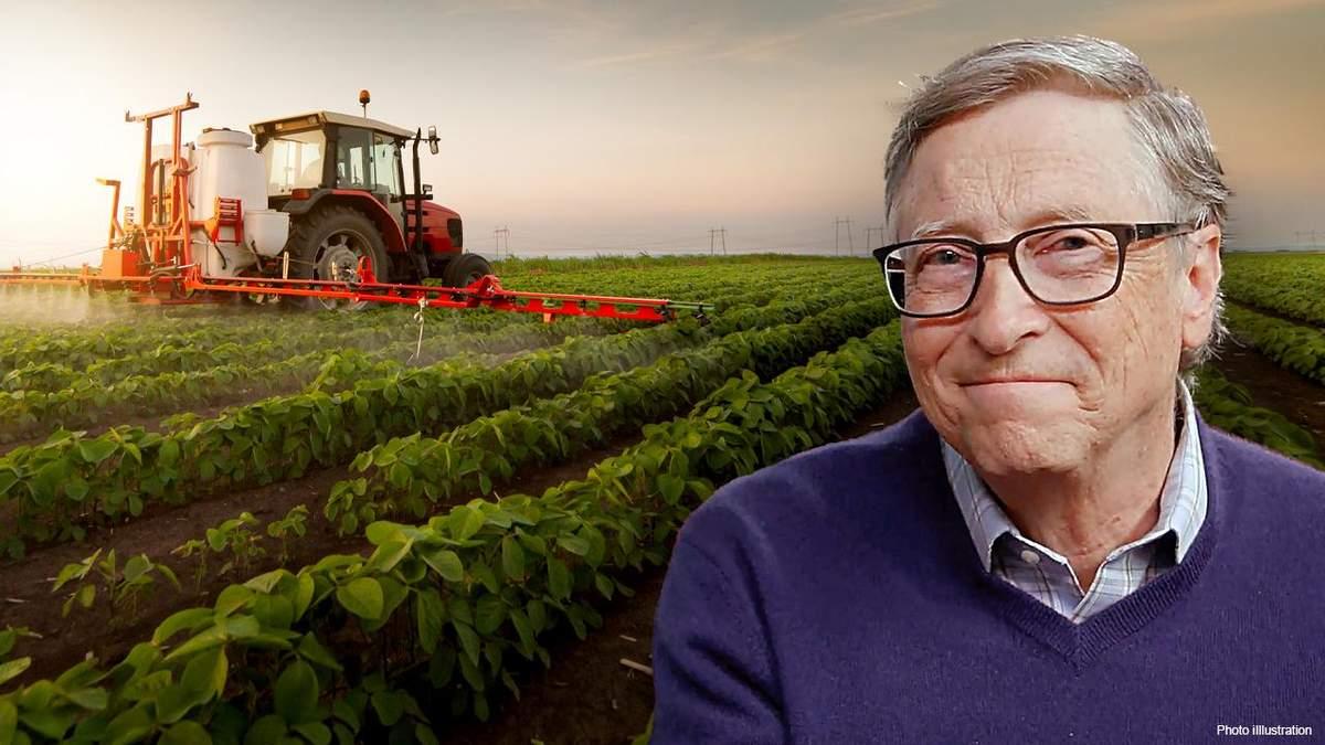 Почему Билла Гейтса называют фермером