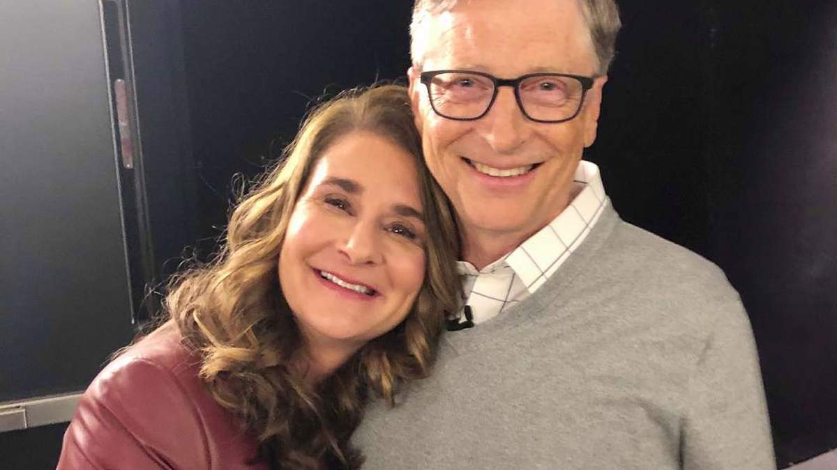 История знакомства Билла и Мелинды Гейтс: все началось со стула