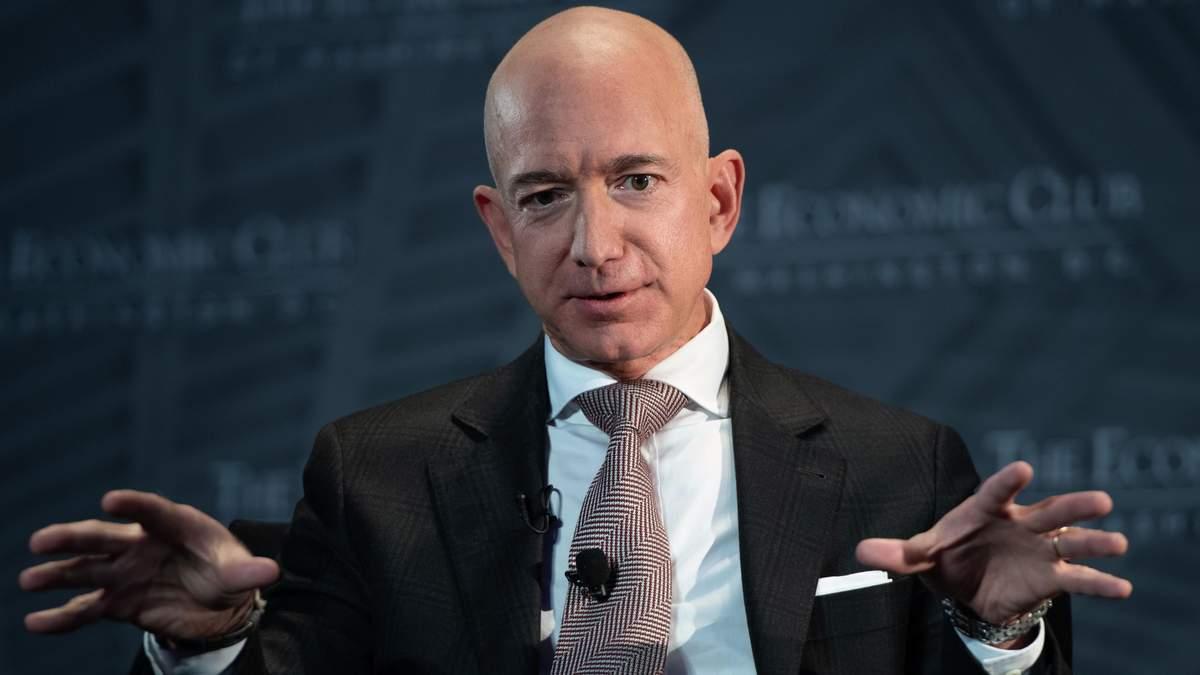 """""""Ми станемо найкращим роботодавцем Землі"""": останній лист Джеффа Безоса як голови Amazon"""