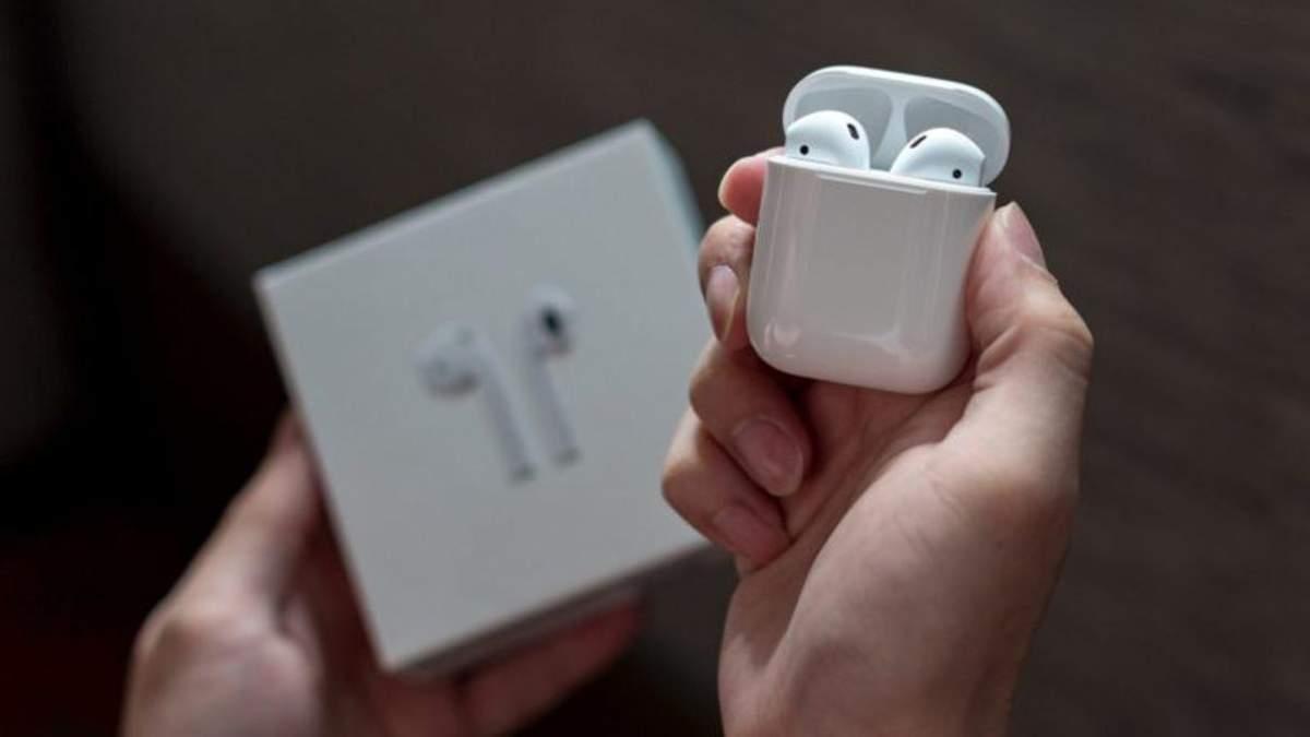Давит бешеная конкуренция: Apple выпустит на 25 миллионов меньше AirPods в 2021 году