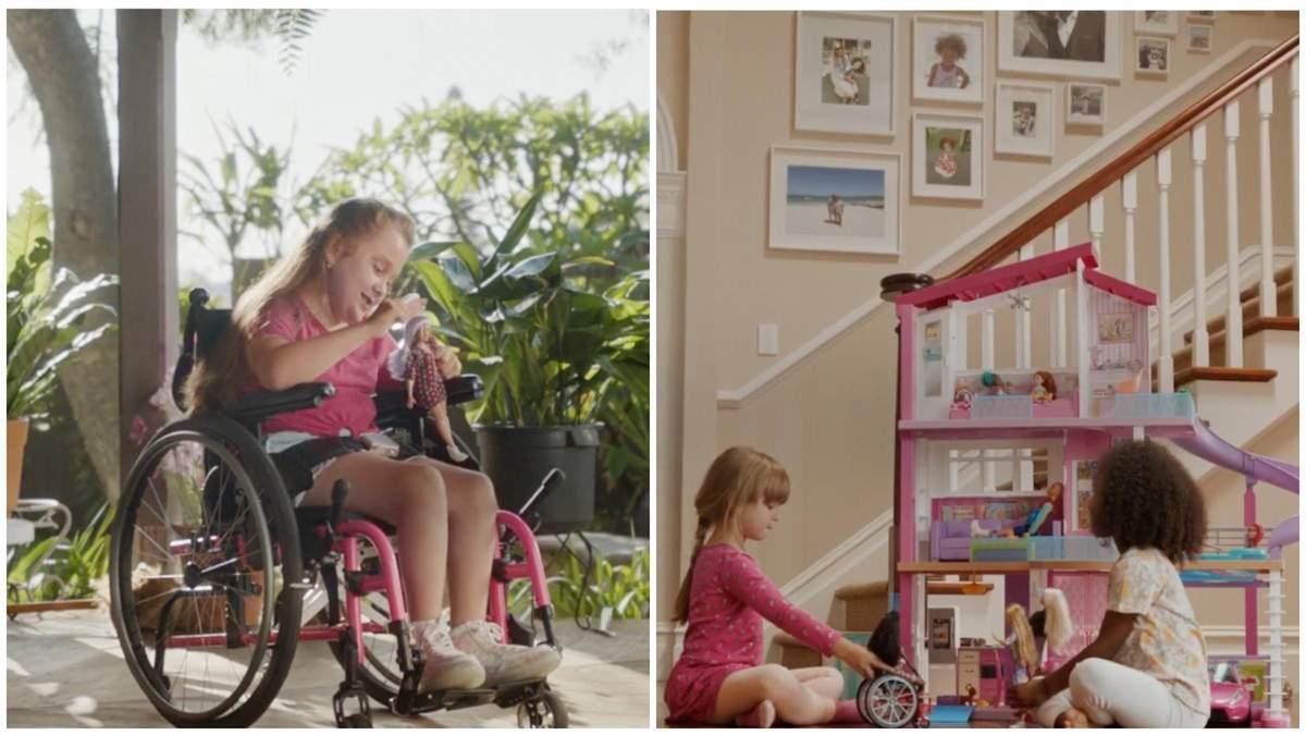 Barbie показала свій наймасштабніший рекламний ролик за останні 5 років: щемливе відео