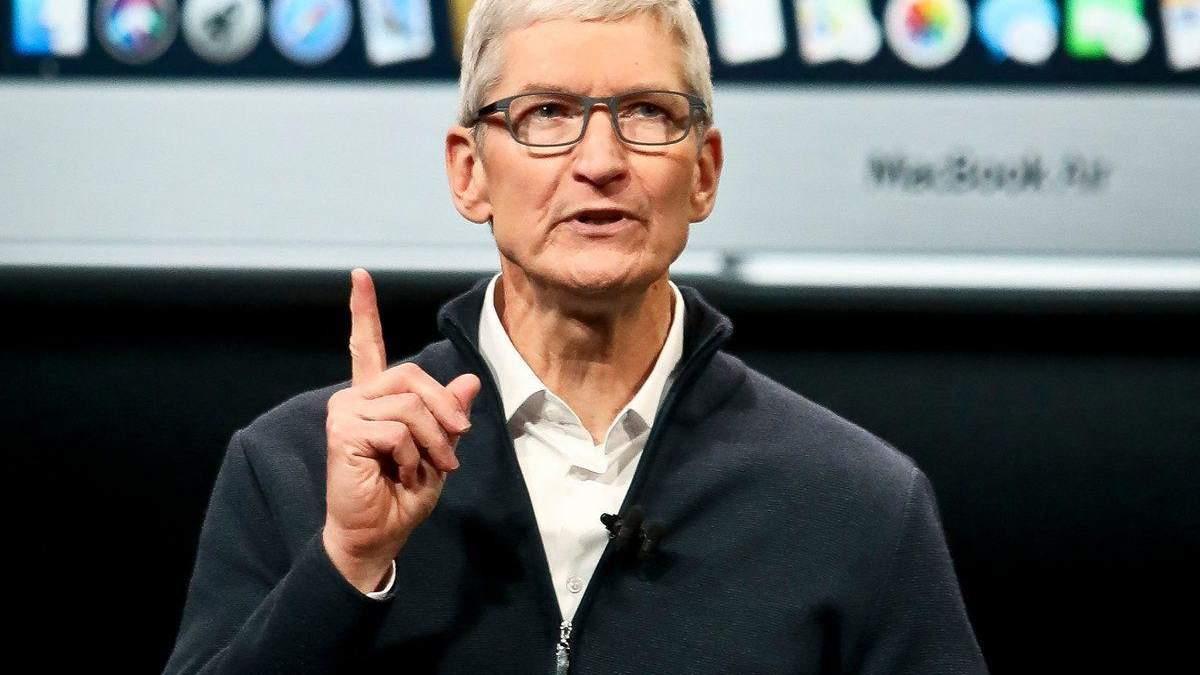 Тім Кук попередив про дефіцит продуктів Apple: які саме