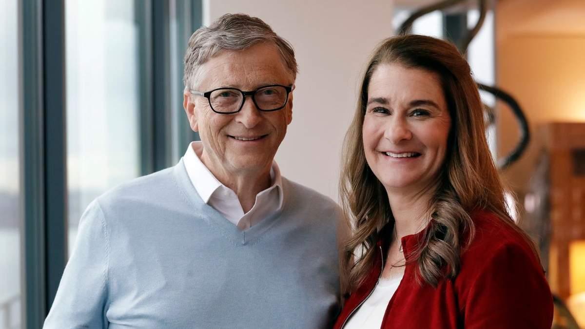 Білл Гейтс передав Мелінді акції 2 найбільших компаній Мексики