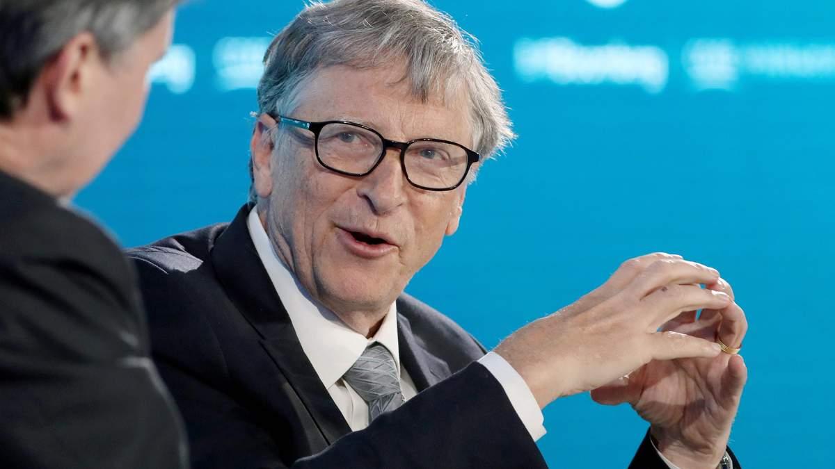 Білл Гейтс переховується в гольф-клубі для мільярдерів: фото