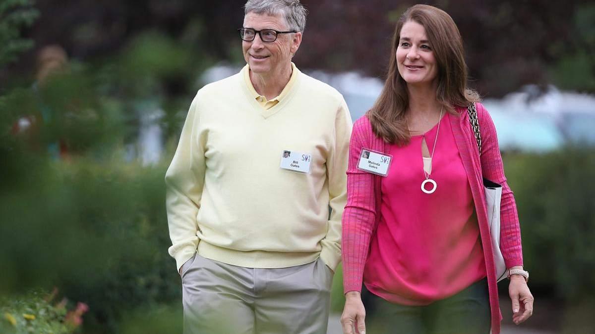 Білл Гейтс сказав друзям, що у шлюбі з Меліндою не було любові