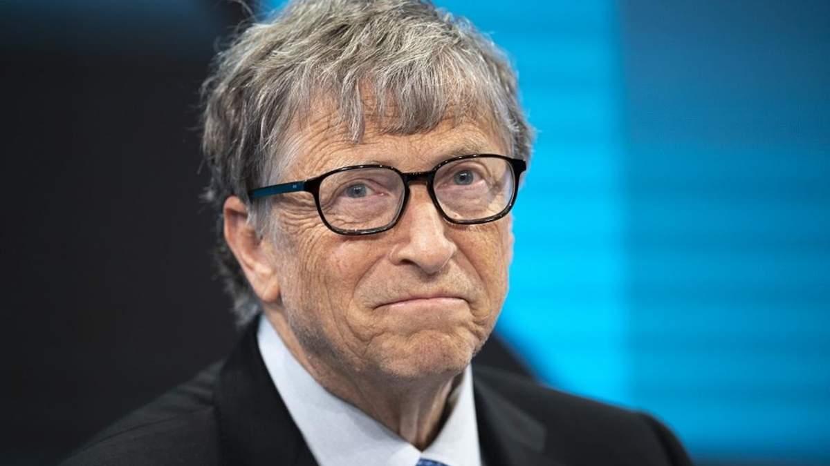 Билл Гейтс появился в сети после объявления о разводе: фото