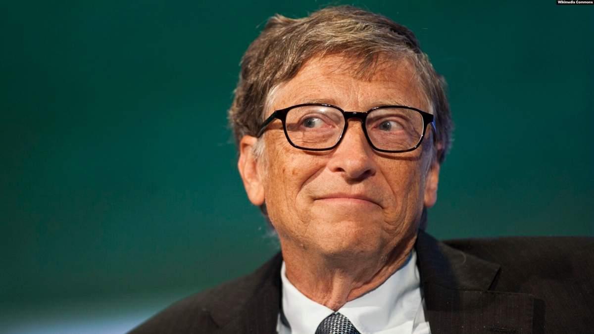 Білл Гейтс на кліматичному саміті