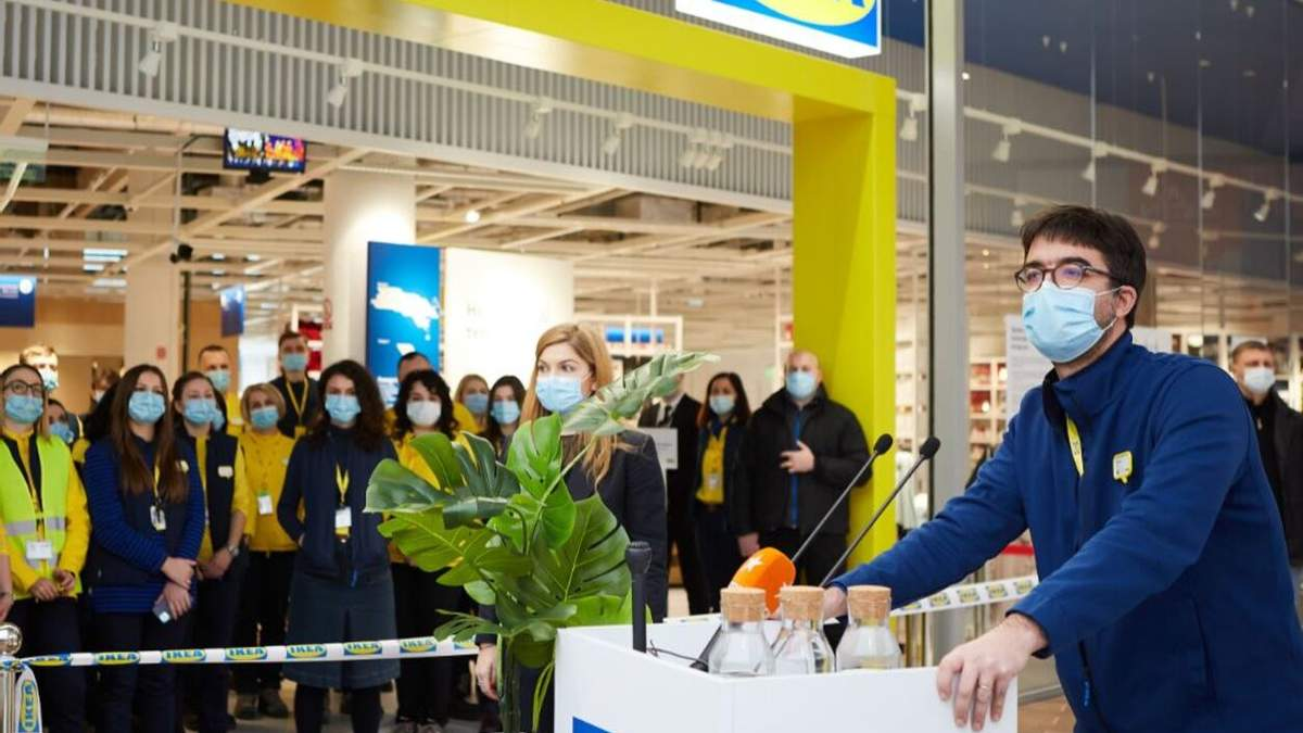 Виторг магазину IKEA в Україні за рік склав 500 мільйонів гривень