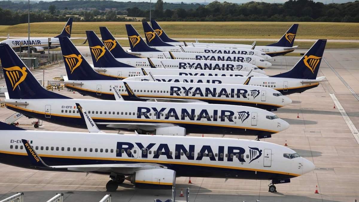 Авиакомпания Ryanair понесла рекордные убытки: сумма впечатляет