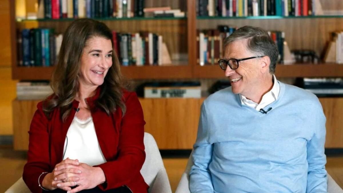 Мелінда отримала від Білла Гейтса ще 850 мільйонів доларів акцій