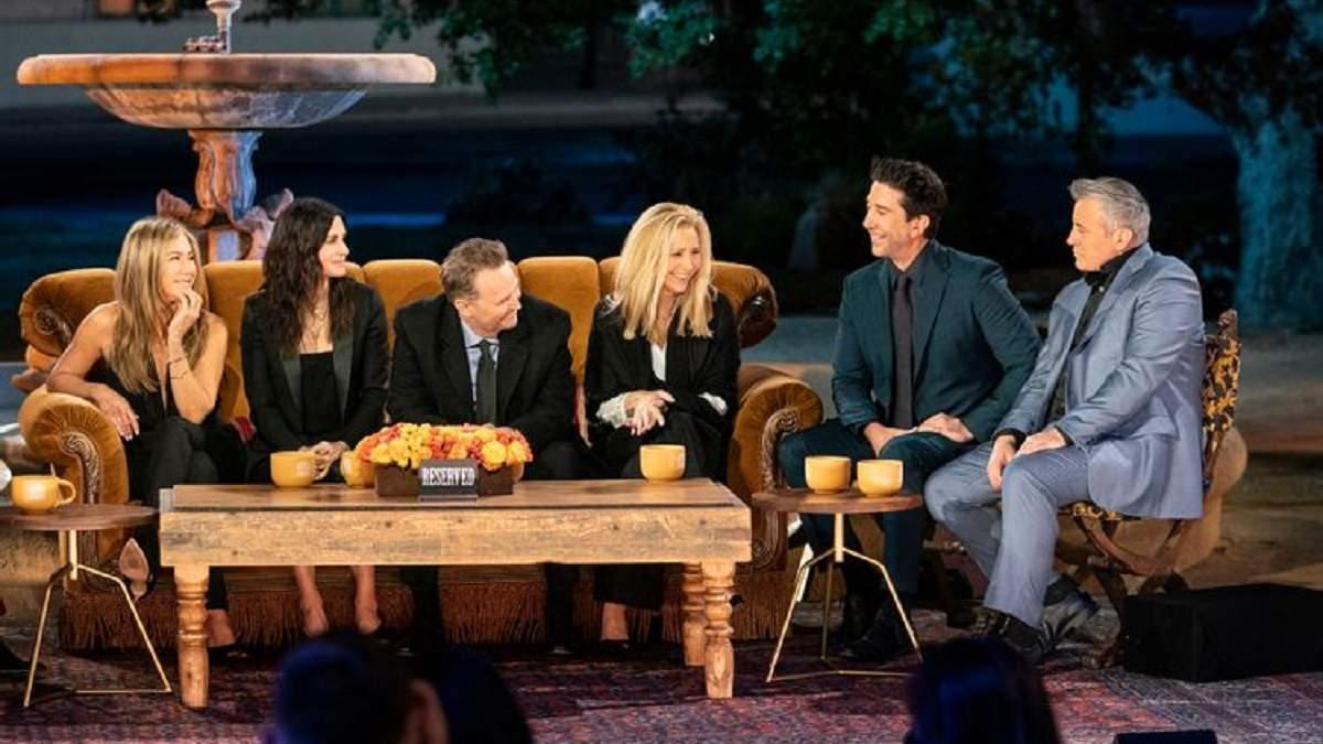 Эпизод сериала Друзья принес рекордные просмотры Oll.tv