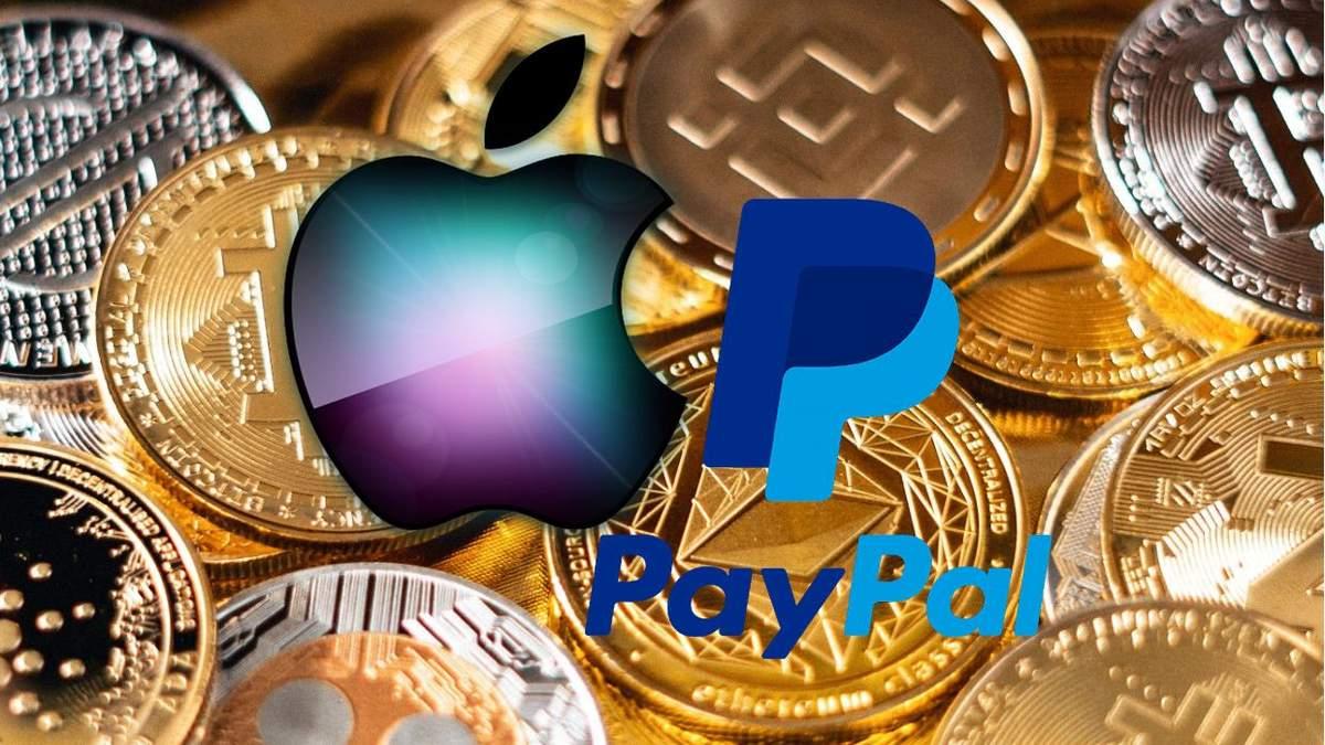 Криптовалюти активно виходять на ринок платежів