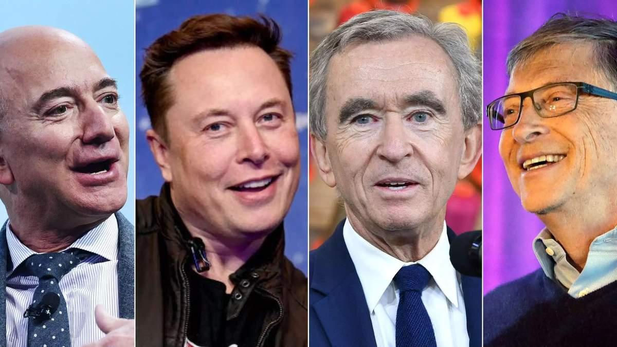 Хто самый богатый человек в мире