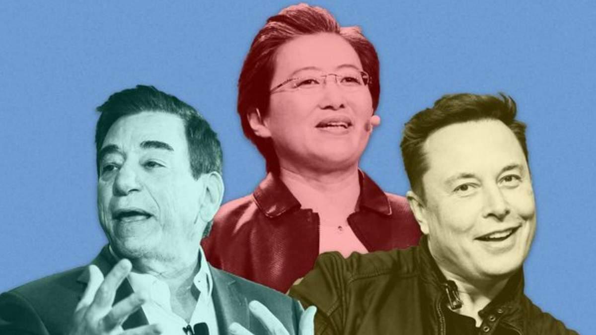 Найбільш оплачувані керівники компаній світу: чому Ілон Маск не заробив ні цента у 2020 році