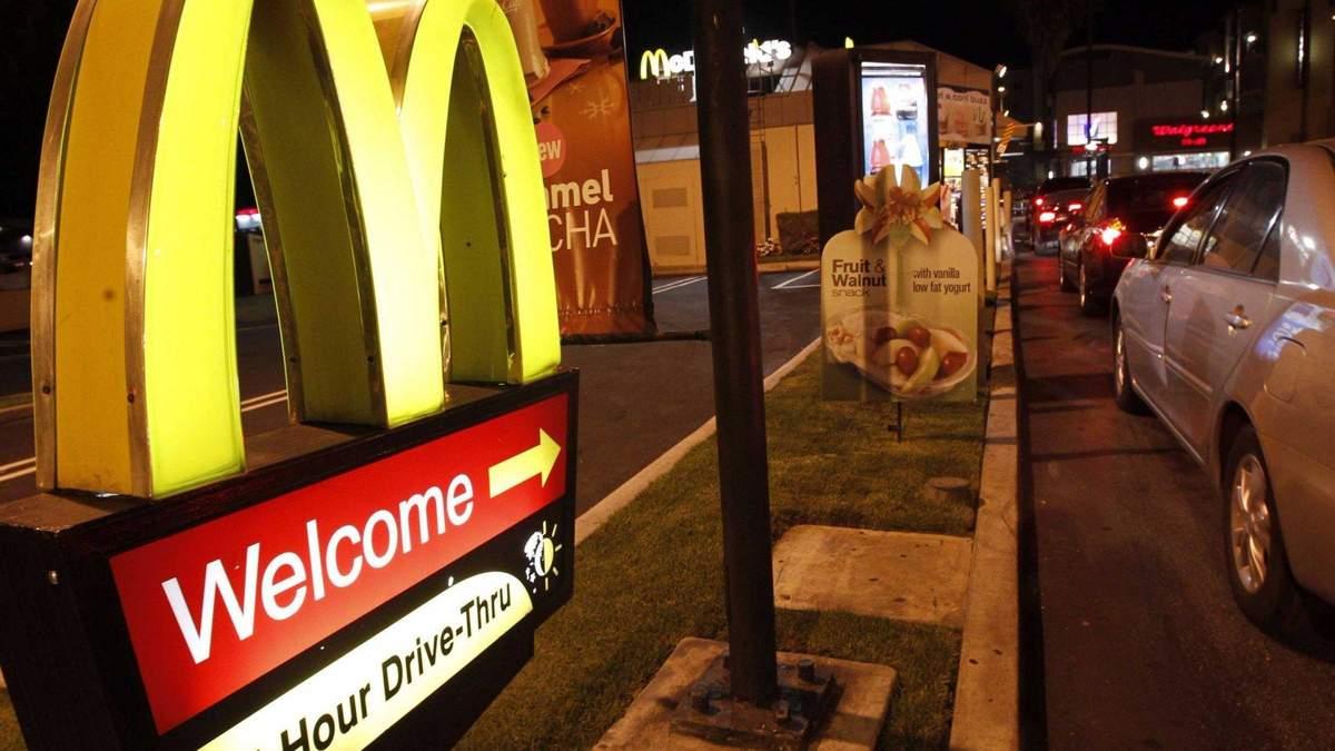 McDonald's тестирует программное обеспечение для распознавания голоса