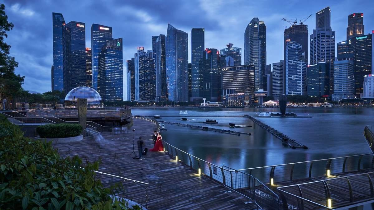 Сингапур – выбор миллиардеров