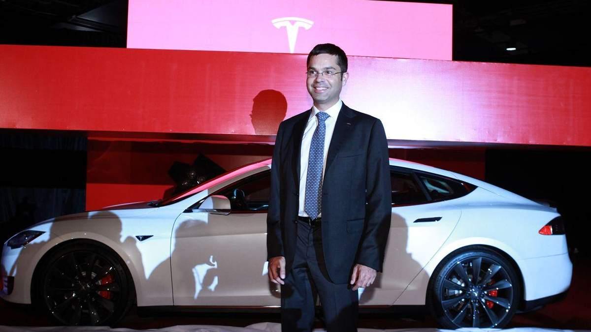Джером Гільєн покидає Tesla