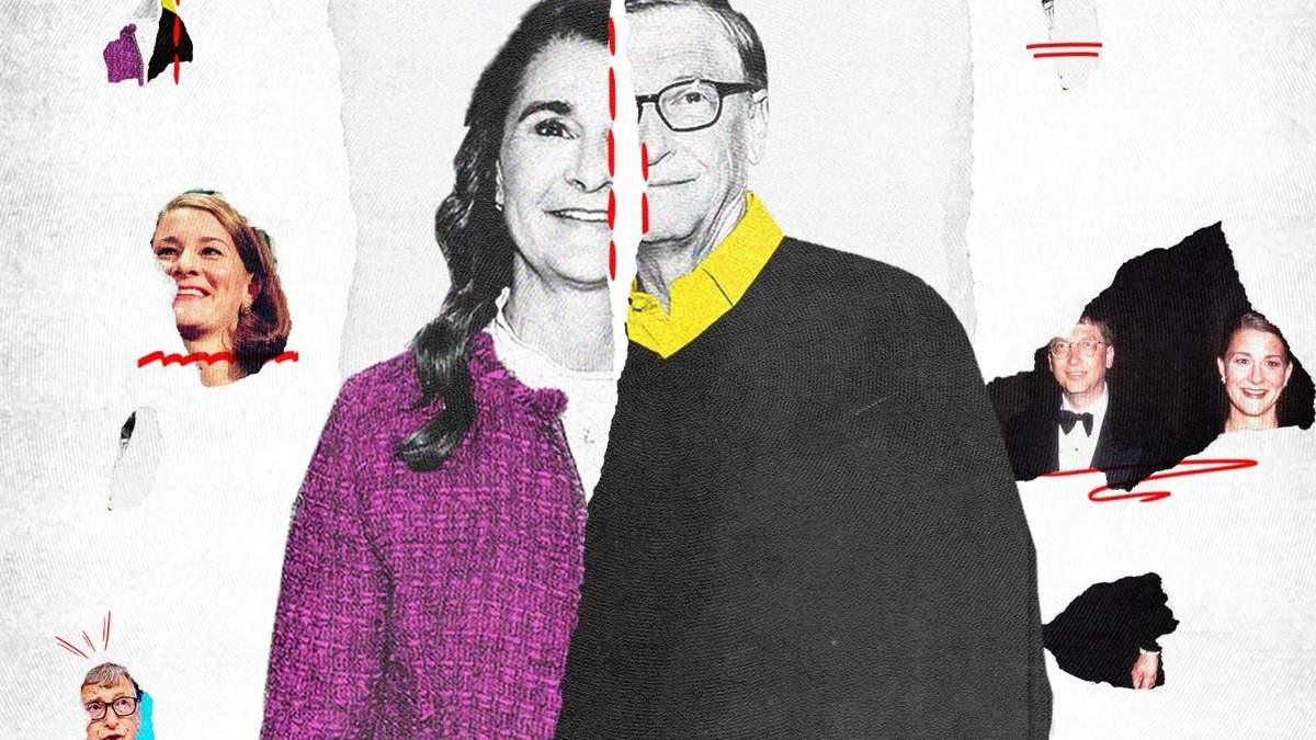 Розлучення подружжя Гейтсів стало несподіванкою
