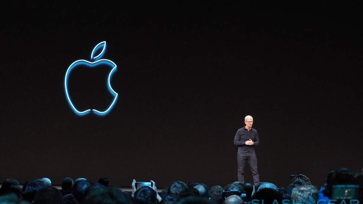 Капіталізація Apple може досягти 3 трильйонів доларів у 2022