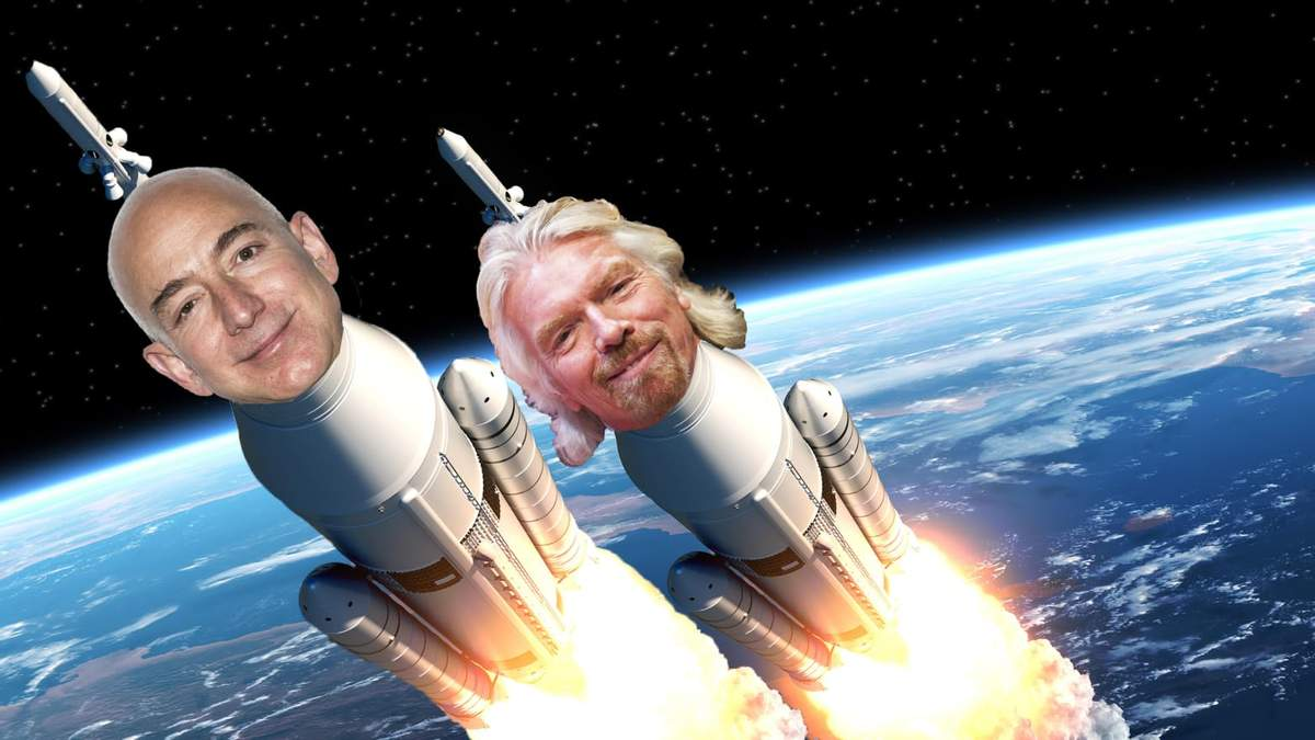 Хто стане першим мільярдером у космосі