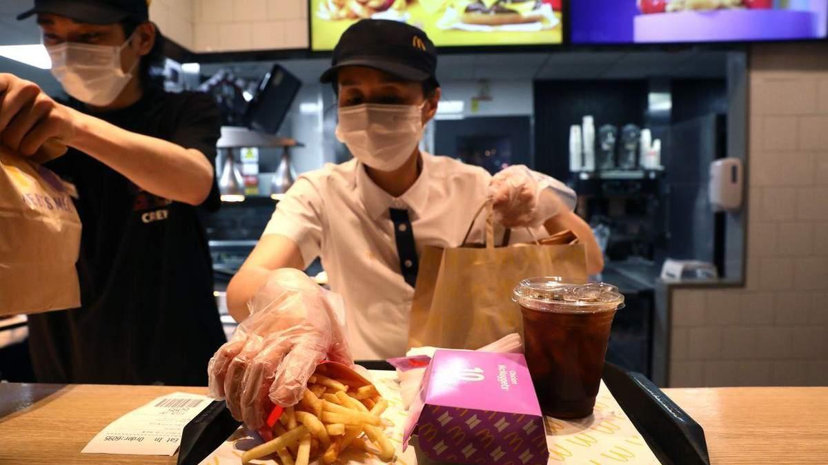 Хакеры атаковали McDonald's