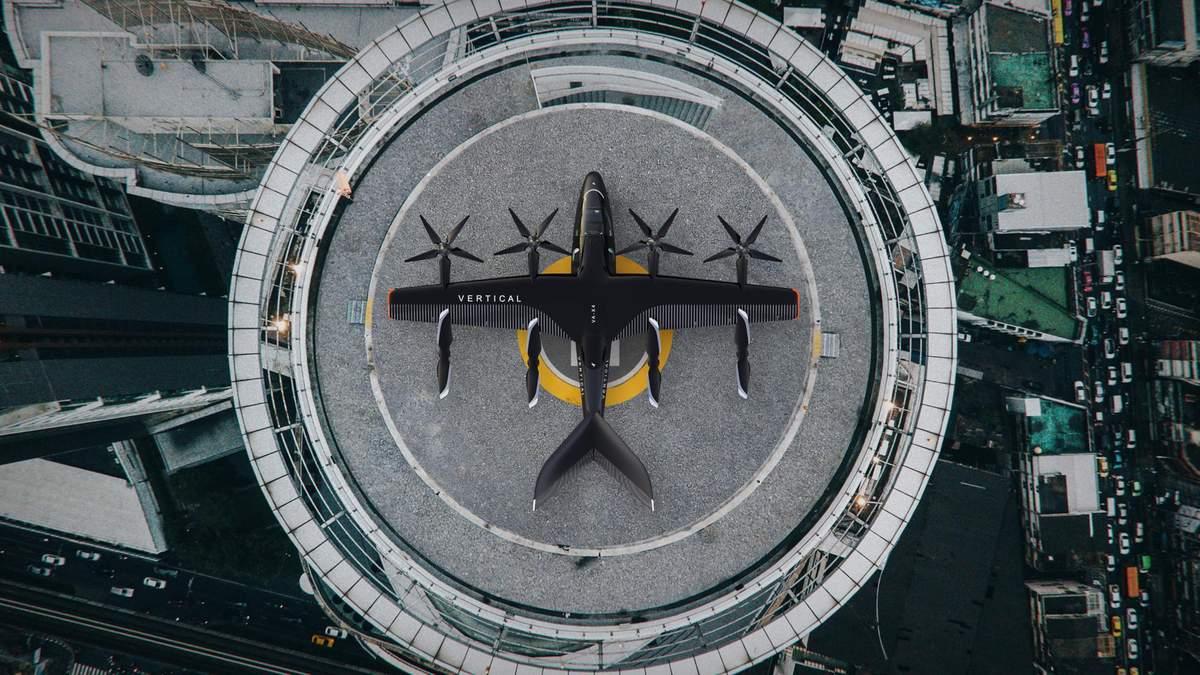 Авіаційне електротаксі VA-X4