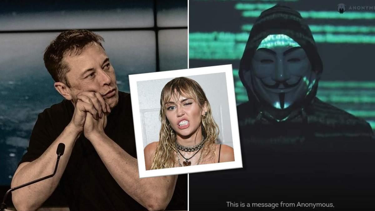 Ілон Маск і надалі дражнить хакерів