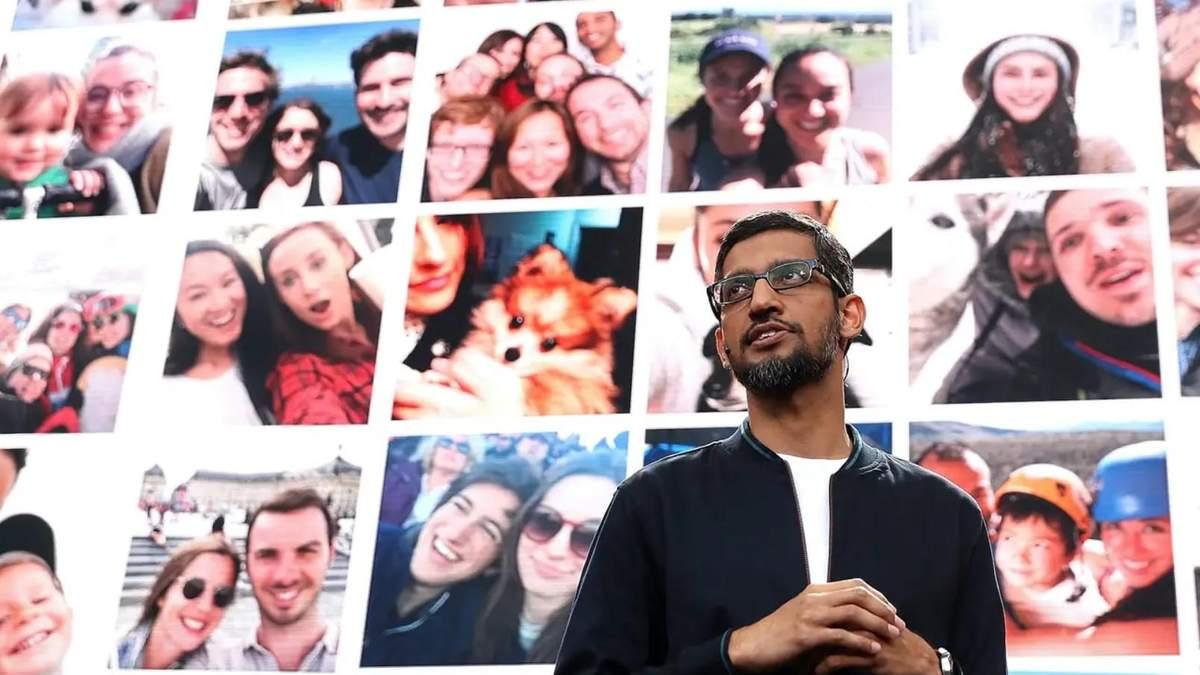 Сундар Пічаї — головний виконавчий директор корпорації Google Inc