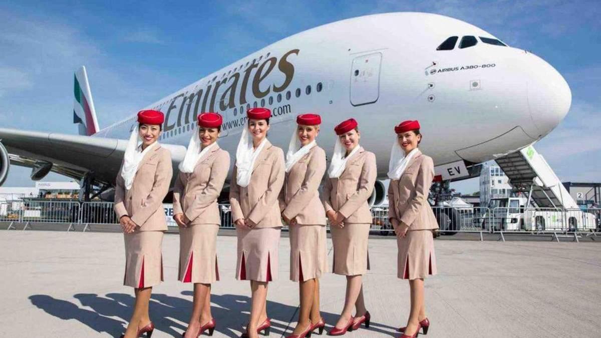 Вперше за 30 років авіакомпанія Emirates зазнала рекордних збитків