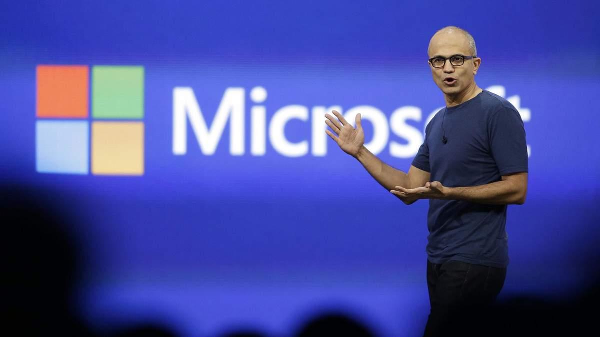 Microsoft наздоганяє Apple