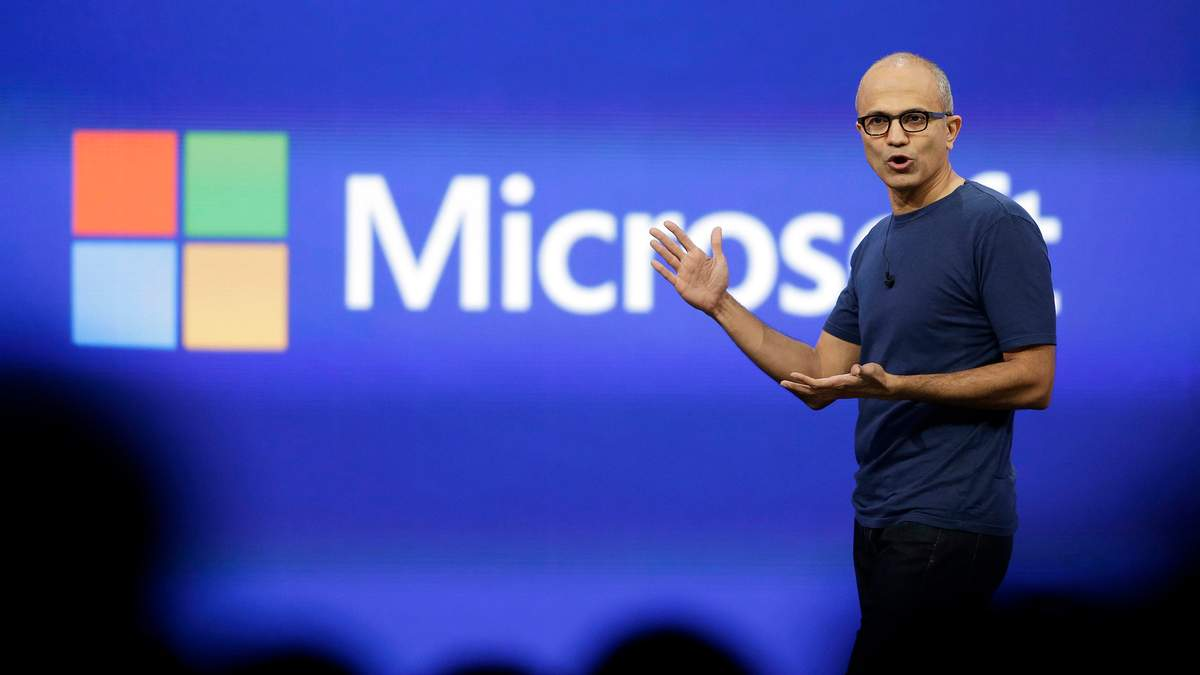 Microsoft догоняет Apple