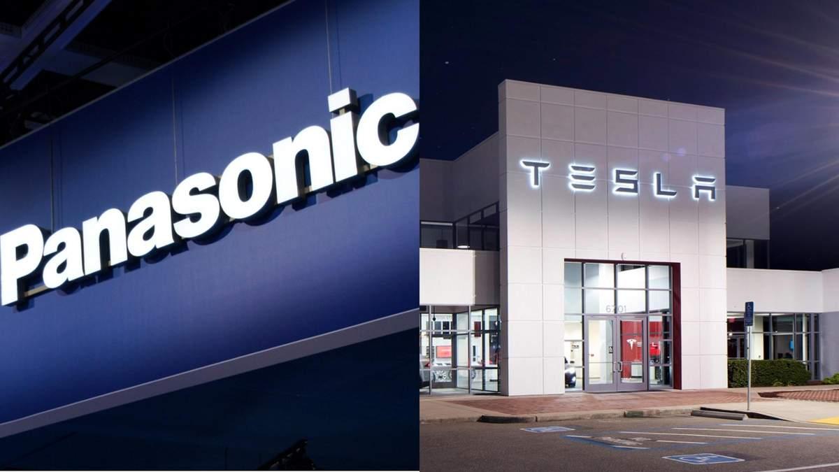 Panasonic продала свою частку в Tesla