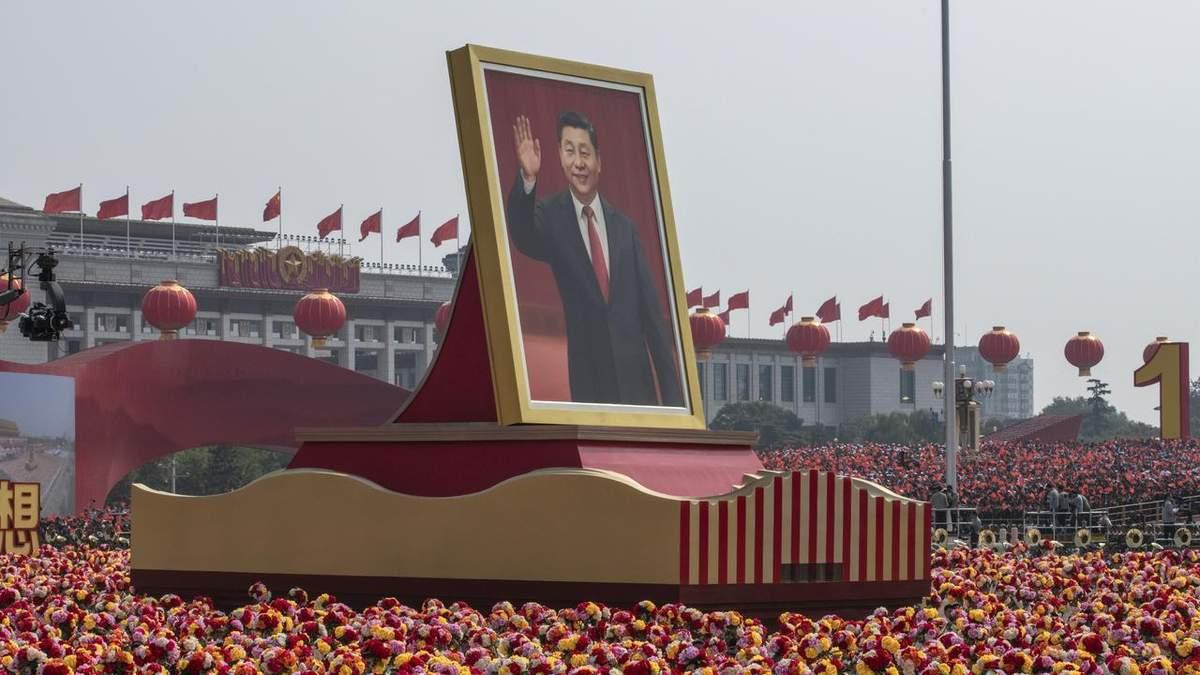 100-летие Компартии КНР поражает эпичностью