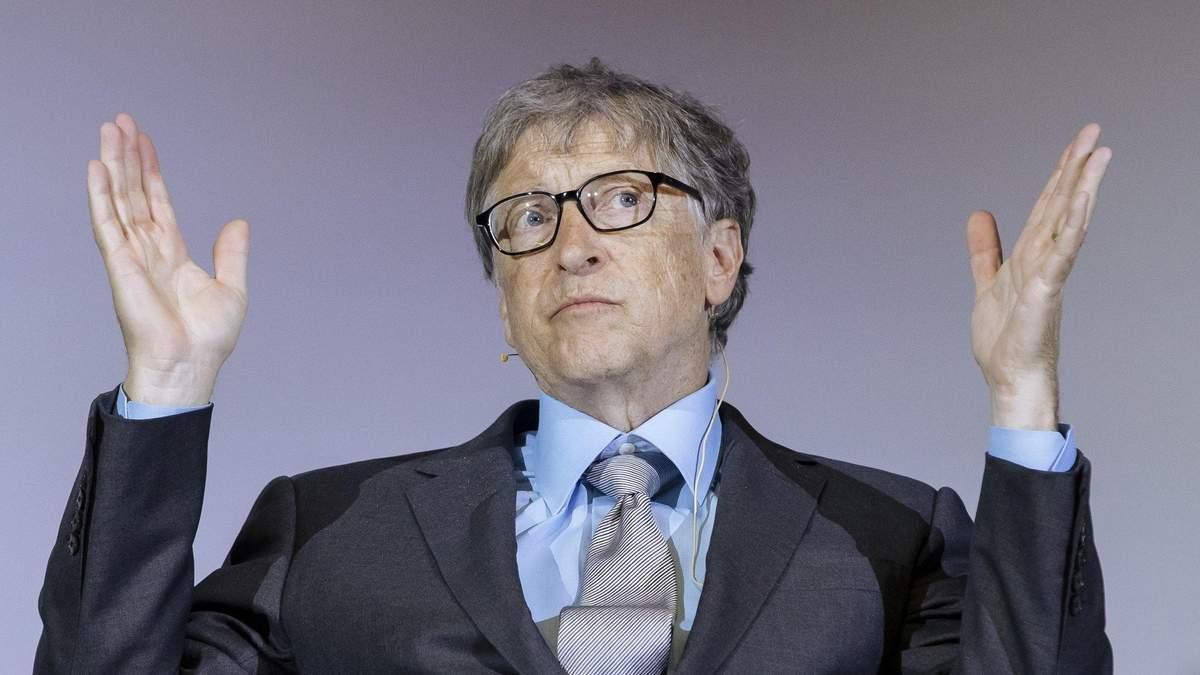 Білл Гейтс був офісним хуліганом: нові деталі його поведінки