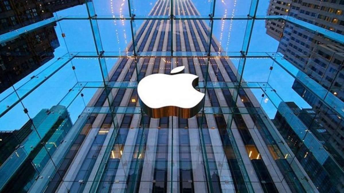 В украинский офис Apple завозят технику без посредников