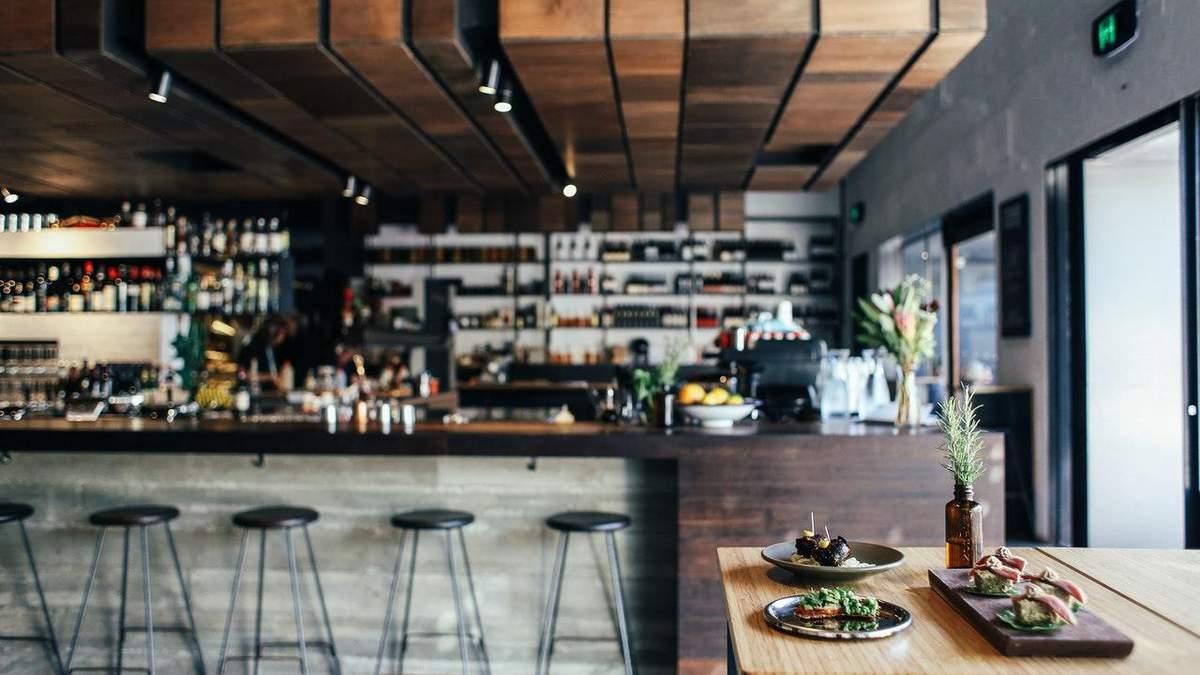 Які ресторани будуть у тренді