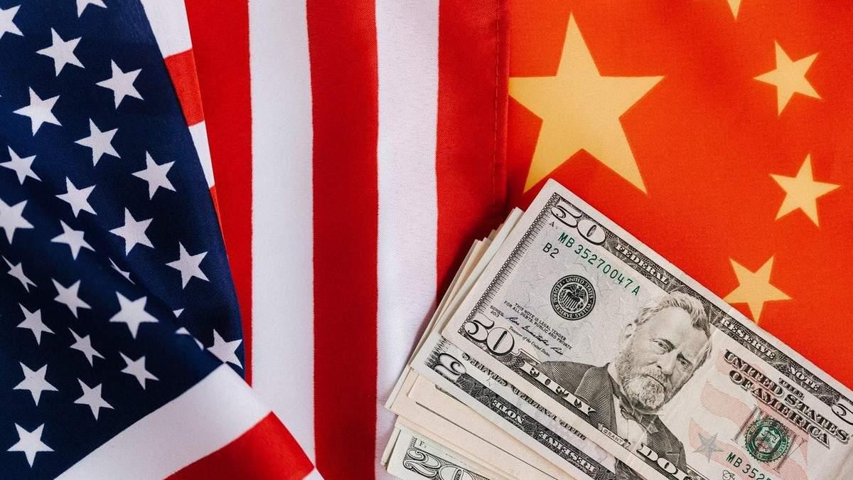 Китайська влада веде боротьбу з біржами США