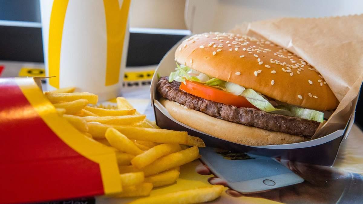 McDonald's у США  дарує пожиттєвий запас картоплі фрі